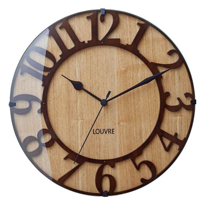 時計 Mus& 275;e wood - ミュゼ ウッド -CL-8333 インターフォルムの写真