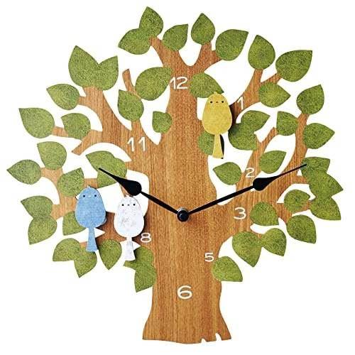 ウォールクロック Turul-トゥルル- 振り子ユニット Green グリーンの写真