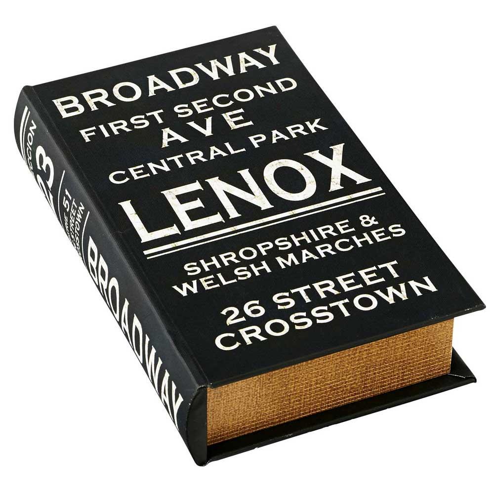 本型の小物入れ broadway ブロードウェイ - インターフォルム interform inc.  gd-9955の写真