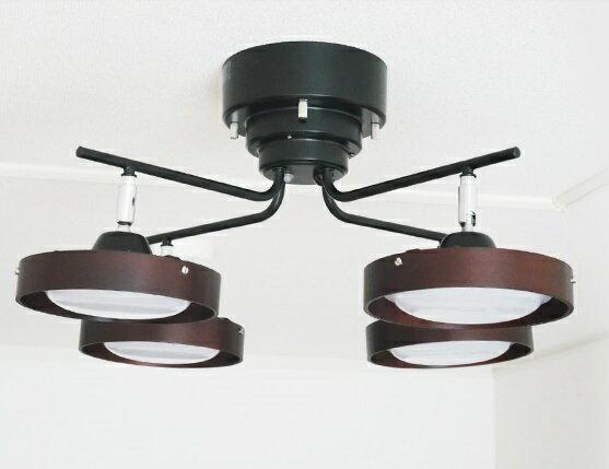 LED シーリングスポット 調光 調色 十字