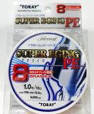東レ(TORAY) ソラローム スーパーエギングPE8ブレイド 150m 1号