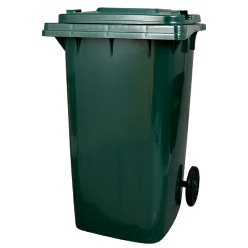 (DULTON)ダルトン Plastic trash can 240L (GREEN)