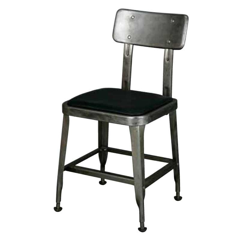 ダルトン(DULTON)Standard chair Raw/Black チェア