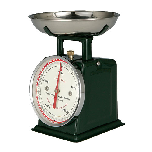 DULTON Diet scale(Dgreen)の写真