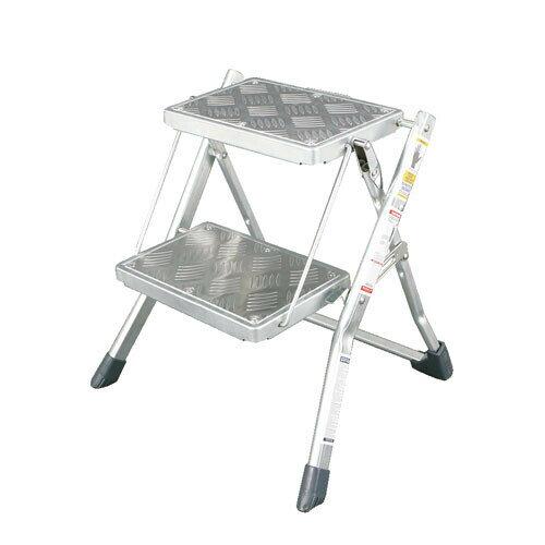dulton ダルトン  folding 2-steps ladder フォールディング 2ステップラダー   100- v