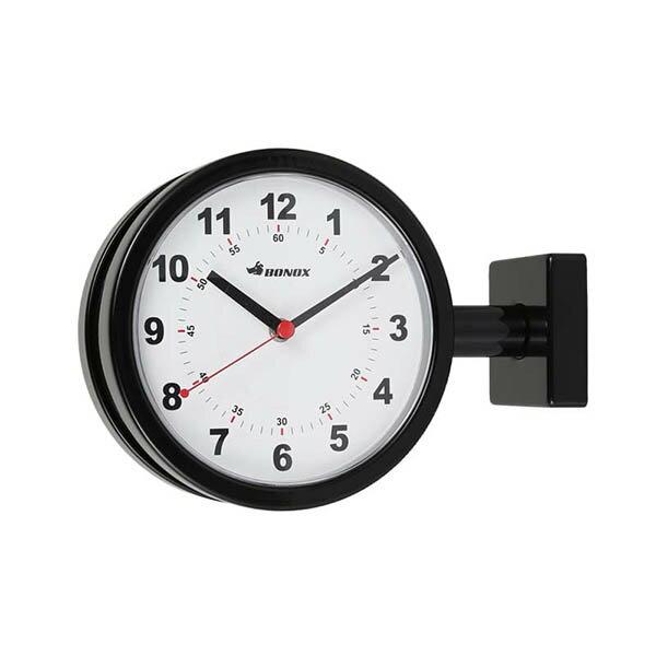 ダルトン DULTON ダブルフェイスウォールクロック D17  小型 アナログの写真