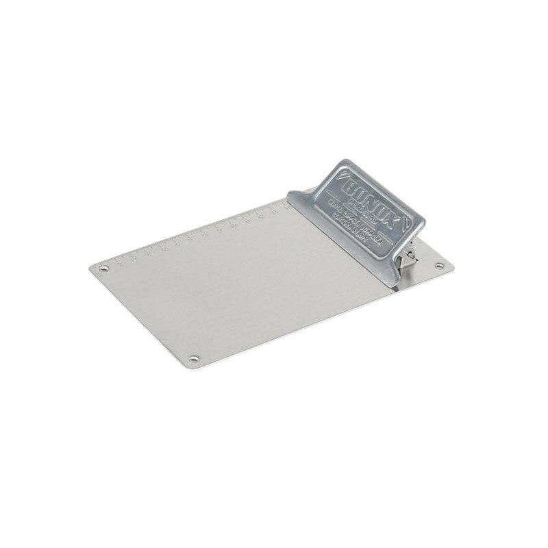 クリップボード 用箋挟 ダルトン METAL CLIP BOARD A6サイズの写真