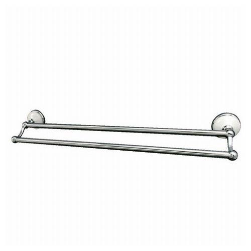 """ダルトン《DULTON》24"""" double towel bar タオルバー"""