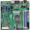 マスタードシード C236M WS ワークステーションマザーボード C236チップセット Micro ATX Dual LAN