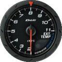 日本精機 メーター Defi-Link ADVANCE CR 排気温度計 60φ ブラック DF09302