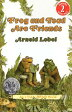 Frog and Toad Are Friends /HARPER COLLINS/Arnold Lobel
