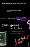 GUNS,GERMS AND STEEL(B) /VINTAGE BOOKS UK/JARED DIAMOND