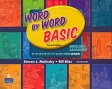 Word by Word Basic English/Japanese Bilingual Edition