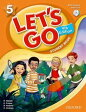 LET'S GO 4/E:5:SB W/CD /OUP JAPAN/R. NAKATA