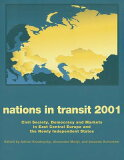 Nations in Transit 2000-2001 /TRANSACTION PUBL/Adrian Karatnycky