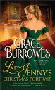 Lady Jenny's Christmas Portrait /SOURCEBOOK TRADE/Grace Burrowes画像