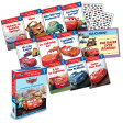 Reading Adventures Cars Level 1 Boxed Set With 86 Stickers and Parent Letter, and Achievement Certi /DISNEY PR/Disney Book Group