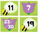 Bee/Flower Cut-Outs /CARSON DELLOSA PUB CO/Carson-Dellosa Publishing