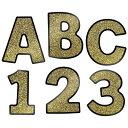 Sparkle and Shine Gold Glitter Combo Pack EZ Letters /CARSON DELLOSA PUB CO/Carson-Dellosa Publishing