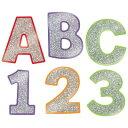 Sparkle and Shine Colorful Glitter Combo Pack EZ Letters /CARSON DELLOSA PUB CO/Carson-Dellosa Publishing
