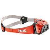 ペツル PETZL ティカRプラス TIKKA R+ コーラル ヘッドライト E92 RC