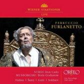 Bariton & Bass Collection / Furlanetto: Verdi: Don Carlo, Mussorgsky: Boris Godunov-opera Arias: Vienna State Opera 輸入盤