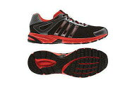 adidas/アディダス G96533 Duramo 5 ブラック/ネオアイロンメットF11/ハイレス レッド F13