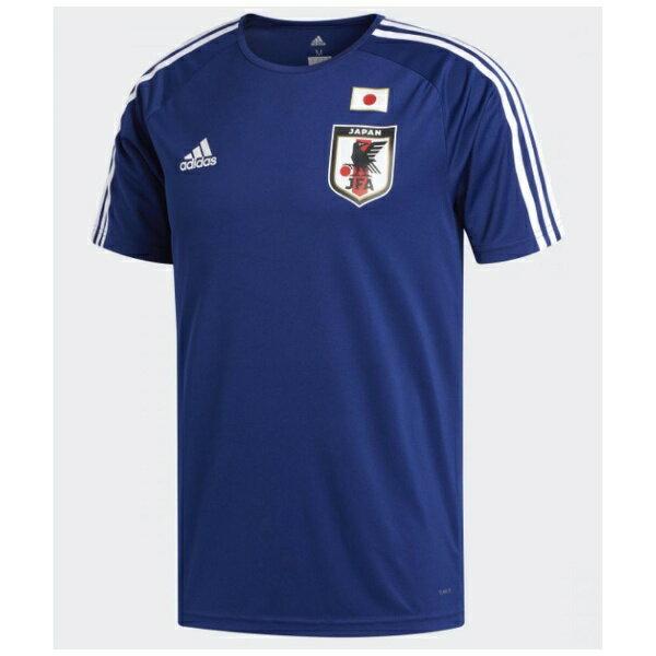 (アディダス)Adidas サッカー 日本代表 ホームレプリカTシャツ Dtq75 [メンズ] Dtq75 Br3641 ナイトブルー F13ホワイト (Br3641) Jl