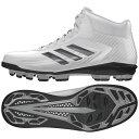 adidas アディダス アディゼロ スタビル ポイント ミッド 60 / Adizero Stabile Point Mid Cleats 28.0cm FY1811
