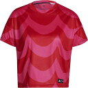 adidas アディダス × マリメッコ ファスト Tシャツ S GU2525