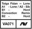 Tolga Fidan / Lone