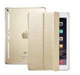 ESR イッピーカラープラスシリーズ iPad Air2 ケース シャンパンゴールド