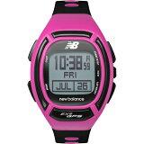 ニューバランス 腕時計 GPS ランニングウォッチ EX2-906-101 ピンク×ブラック