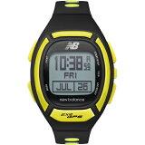 ニューバランス 腕時計 GPS ランニングウォッチ EX2-906-102 イエロー×ブラック