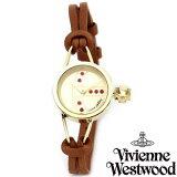 ヴィヴィアンウエストウッド Vivienne Westwood Orb VV006SLRD レディース腕時計