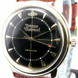 ヴィヴィアンウエストウッド Vivienne Westwood VV064BKBR メンズ腕時計