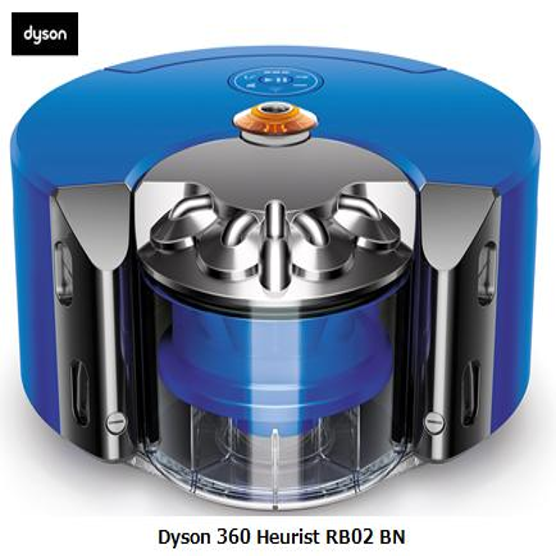 dyson ロボット掃除機 Dyson 360 Heurist RB02 BN