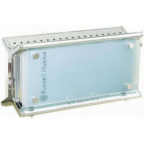 ラッセル・ホブス ガラストースター 10617JP(1台)の写真