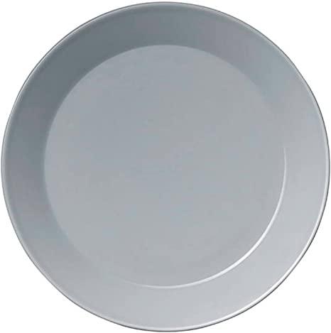 TEEMA/ティーマ 016235 パールグレイ プレート/PEARL GREY Plate 26cm