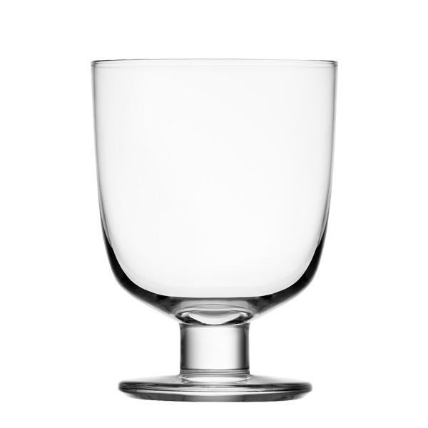 イッタラ グラス レンピ クリア iittala Lempi Universal glass レンピ ユニバーサル グラスの写真