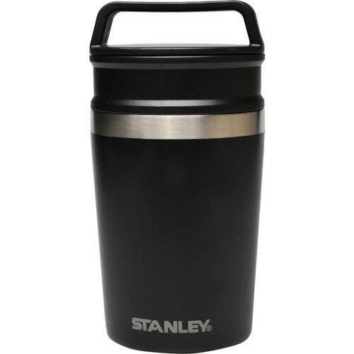 スタンレー 真空マグ 0.23L ブラック(1コ入)の写真