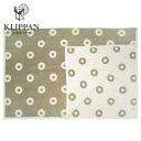 KLIPPAN/クリッパン ハーフブランケット リングス(KP112501)<グレー>画像