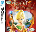 Disney Fairies Tinkerbell and the Lost Treasure 輸入版:北米 DS