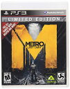 Metro Last Light Limited Edition 輸入版:北米