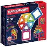 幾何学マグネットブロック マグフォーマー30ピース MF30