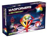 Magformers マグフォーマー Lighted Set ライテッド セット おもちゃ 玩具 知育玩具 キッズ 63092