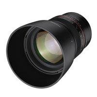 Samyang 単焦点望遠レンズ Mf 85mm F1.4 Z ニコン Z用 マニュアルフォーカス885915