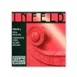 INFELD RED バイオリン弦4/4G線 IR04  コンポジットコア・シルバー巻
