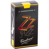 Vandoren / バンドレン ZZ(ズィーズィー) 【硬さ:2】 アルトサックス用リード