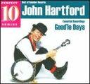 John Hartford / Good'le Days 輸入盤画像